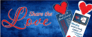 Share the Love Web Banner 2015 Blue