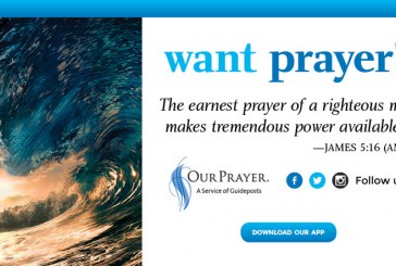 Want Prayer?