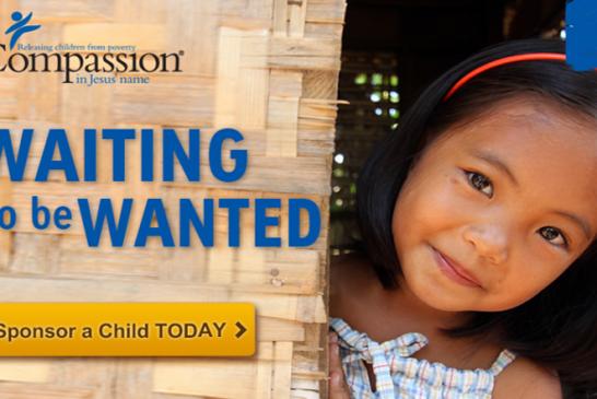 Compassion Sponsorship Campaign