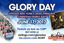 Great Escape Glory Day 2017