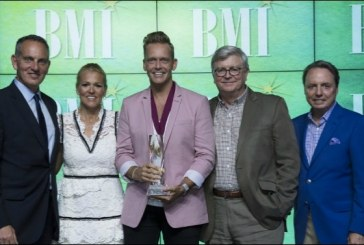 Producer/Songwriter Bernie Herms Named BMI Christian Music Songwriter of the Year