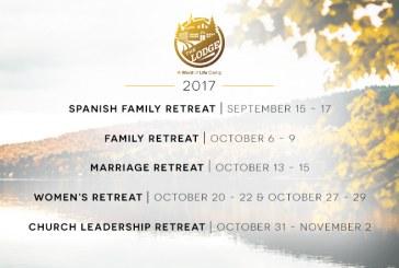 Word of Life Fall Retreats 2017