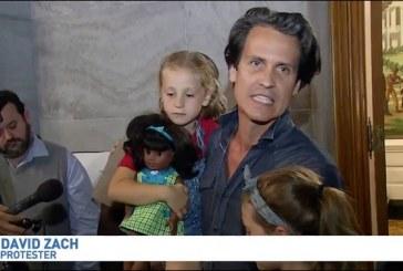 Remedy Drive Singer David Zach Makes Nashville News Protesting White Supremacy