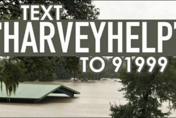 Christian Hip-Hop Missionary Tre-9 Offers Hurricane Harvey Relief