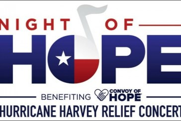 Artists Announce 'Night of Hope' Hurricane Harvey Relief Concert