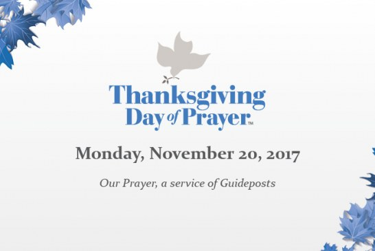 Thanksgiving Day of Prayer