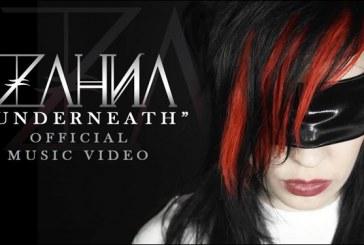 VIDEO PREMIERE Zahna Debuts Music Video for 'Underneath'