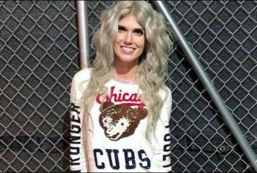 Julianna Zobrist Performs Stirring National Anthem Rendition at Chicago Cubs Game