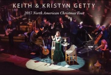 Keith & Kristyn Getty Announce Sixth Annual 'Sing! An Irish Christmas' Tour