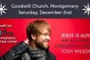 Josh Wilson Benefit Concert