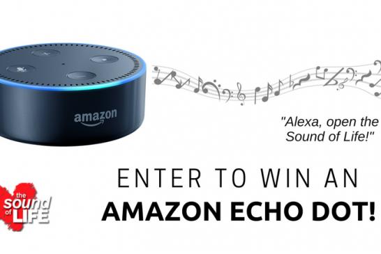 Christmas Echo Dot Giveaway