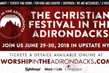Worship in the Adirondacks 2018