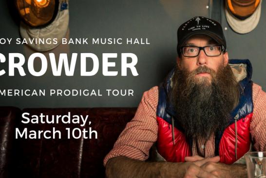 Crowder Concert 2018
