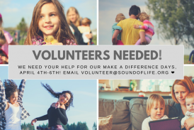 Volunteers for Make a Difference Days 2018