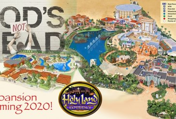 'God's Not Dead' to Join Holy Land Theme Park