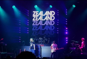 Phil Joel's Son Steps In as Drummer for Zealand on Newsboys United Tour