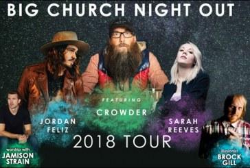 2nd Annual Big Church Night Out Tour Announced