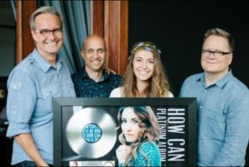 Lauren Daigle's 'How Can It Be' Certified Platinum