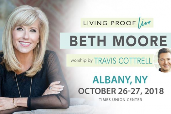 Beth Moore Living Proof Live Event