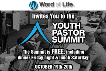 Youth Pastor Summit 2018 Hosted at Word of Life.