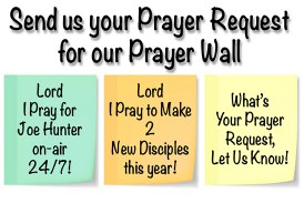 View Our Prayer Wall