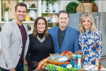 Jed & Claire Seneca Featured on Hallmark Channel's 'Home & Family'