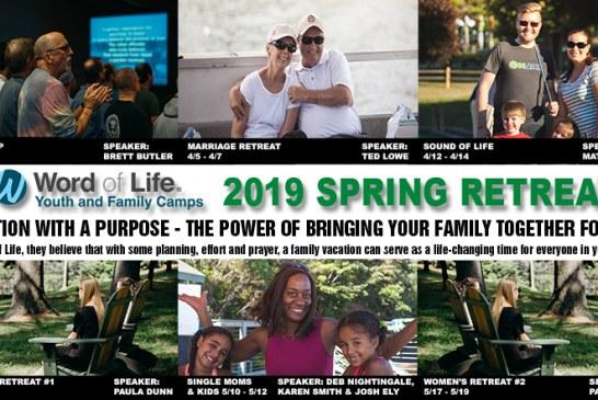 Word of Life Spring Retreats