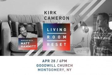 Kirk Cameron Living Room Reset