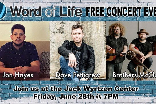 Word of Life Free Concert