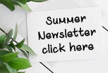 Summer Newsletter is Here!