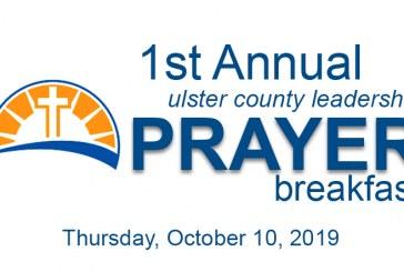 Ulster County Prayer Breakfast