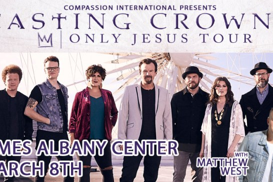 Casting Crowns Albany